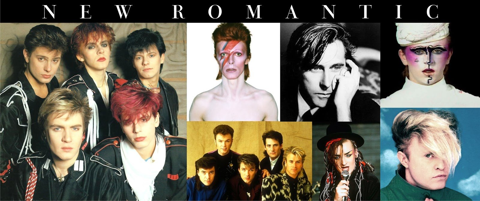 Image result for New romantic